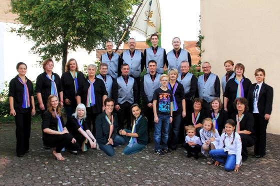 Gesangverein 1888 Höringen e.V. - Die Hörmonists im Jubiläumsjahr 2013
